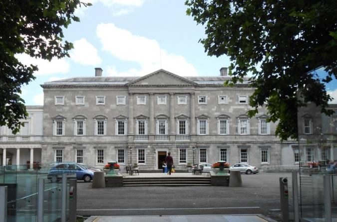 Pandèmia, embarassos... el vot remot al Dáil, més a prop
