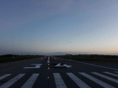 Cork Airport renames its main runway due to magnetism