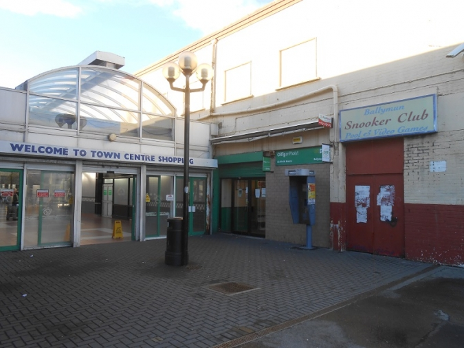 Cau el darrer bastió del nyap urbanístic de Ballymun