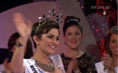La Rosa de Filadèlfia, Mary Walsh, Rose of Tralee 2014