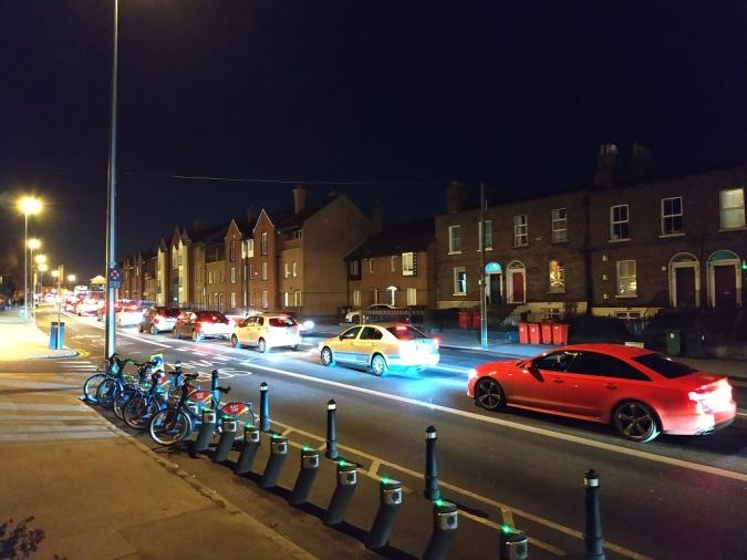 Dublin, tercera ciutat del món amb el trànsit més lent