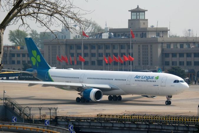Punt final al pont aeri amb la Xina després de 259 vols