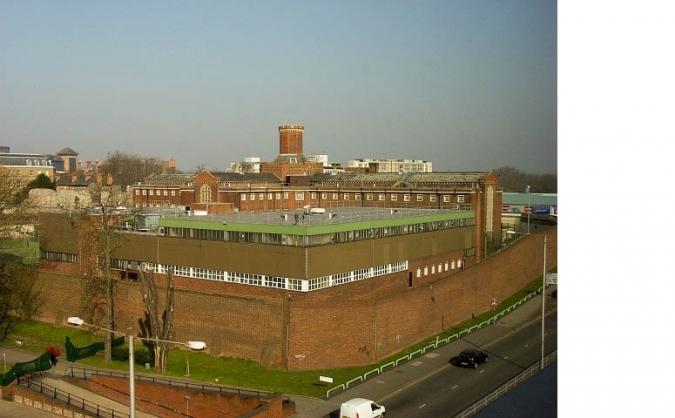 En venda la Reading Gaol, que va allotjar Oscar Wilde
