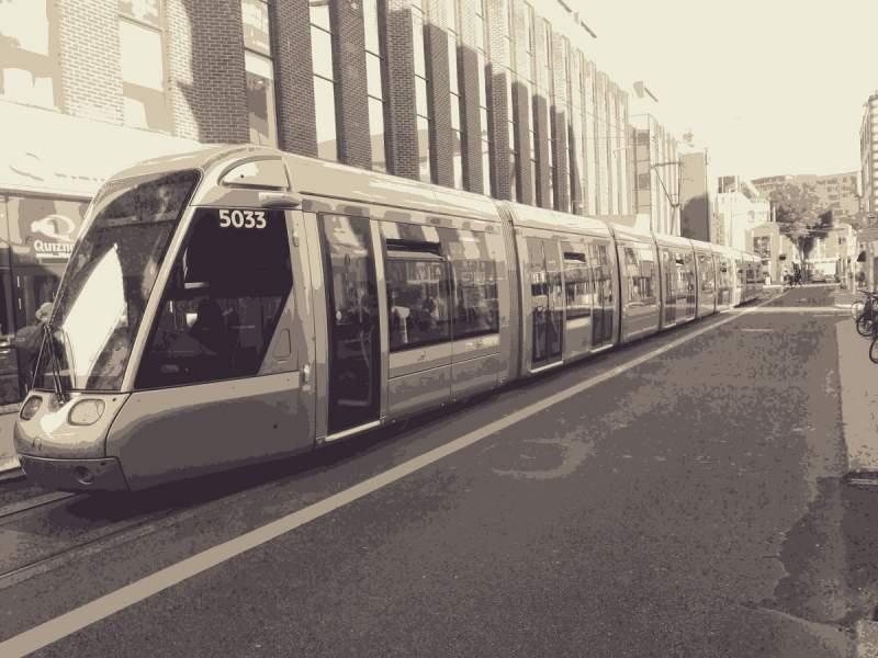 Luas Cross City marks its first anniversary with pride