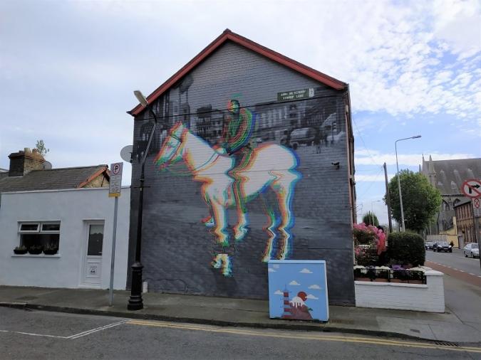 Ordre d'esborrament per al mural del cavall d'Smithfield