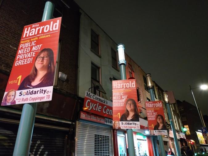 Set dies després, el cartell electoral cotitza a 150 euros