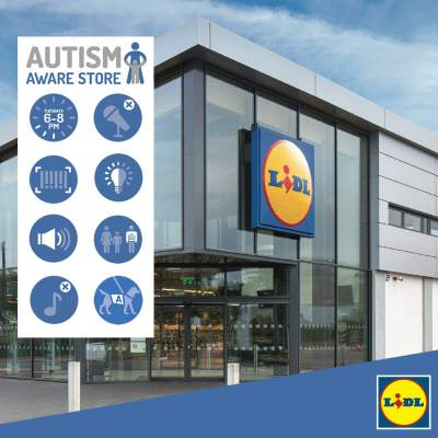 Lidl to introduce autism friendly quiet evenings