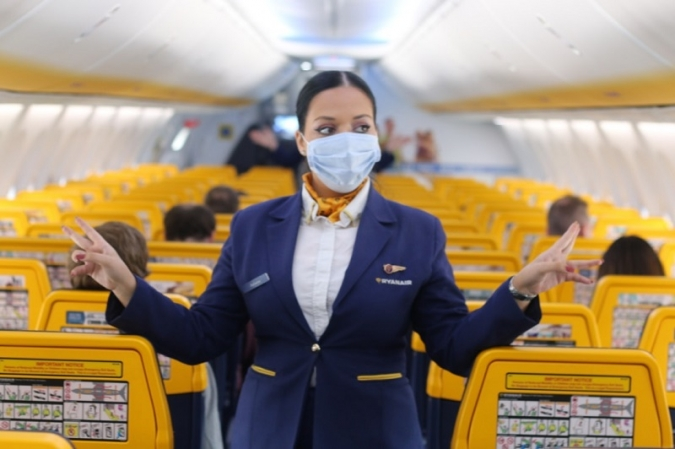Desesperació total de Ryanair amb la nova Llista Verda