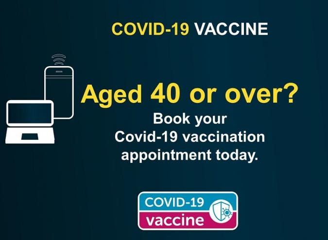 Vaccinació sense aturador al Nord: franja de 40-44 anys