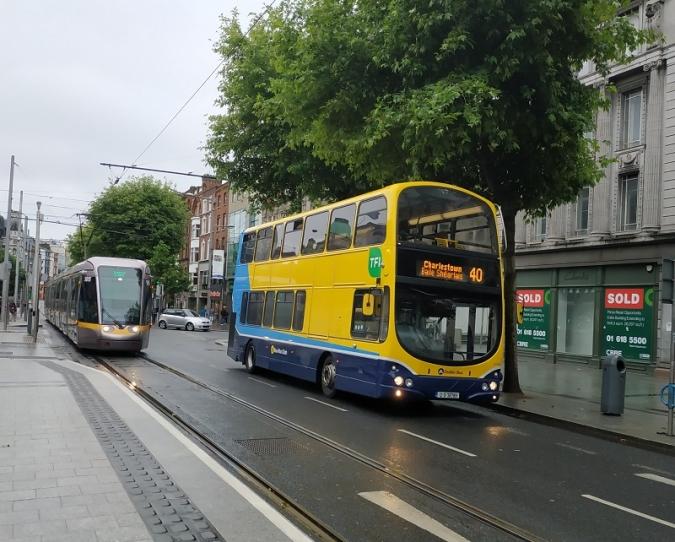 La 40 és la línia d'autobús que més agrada als vàndals