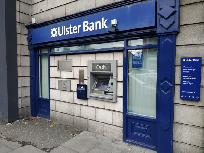 Ulster Bank se n'anirà de la República una mica calentet