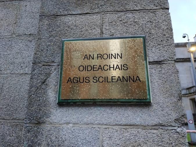 Rècord d'escolars que estudien en gaèlic a Primària