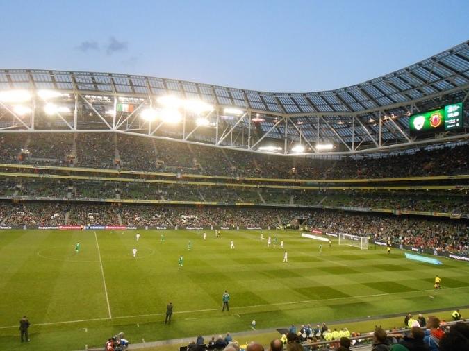The Aviva to host the 2024 UEFA Europa League final