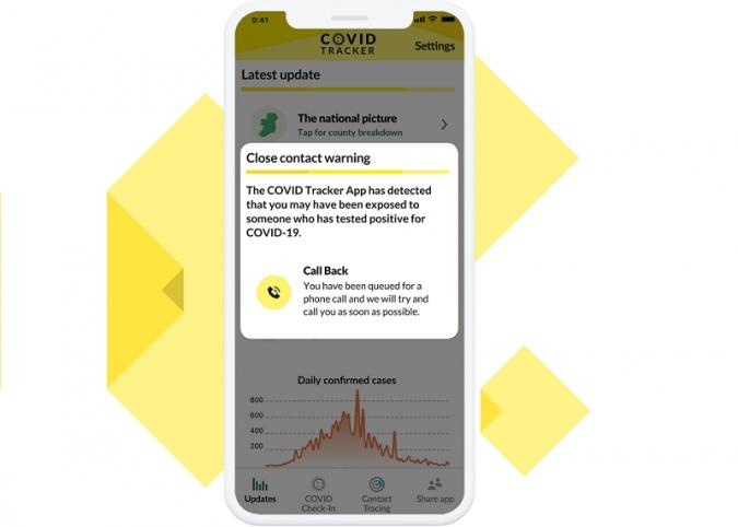 La Covid Tracker fon la bateria dels mòbils amb Android