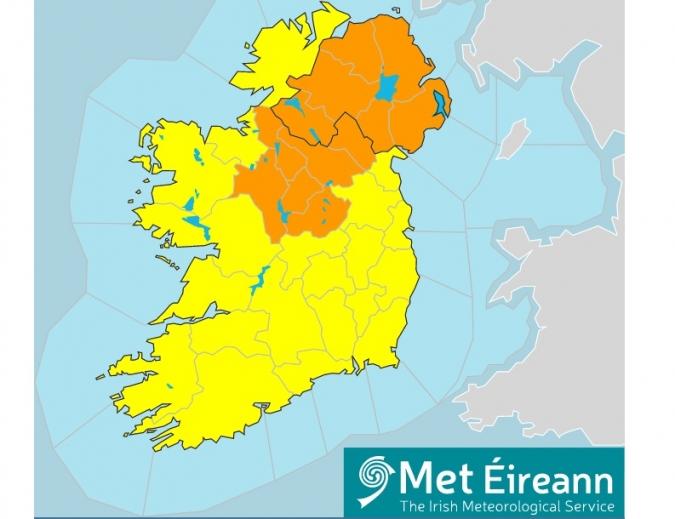 Met Éireann anuncia molta calor i nits mediterrànies