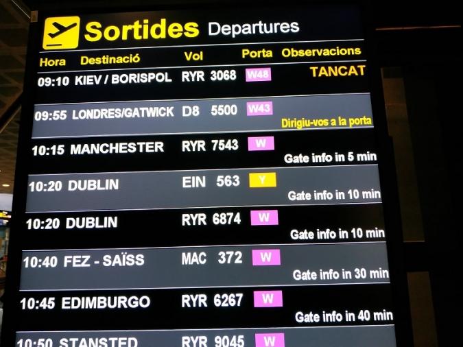 El govern estudia flexibilitzar les restriccions de viatge