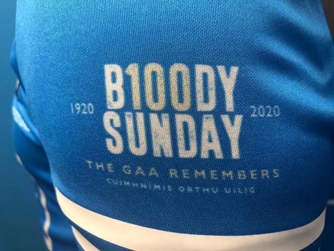 La GAA commemora els cent anys del Bloody Sunday