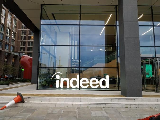 Mil empleats de Dublin treballaran des de casa, Indeed
